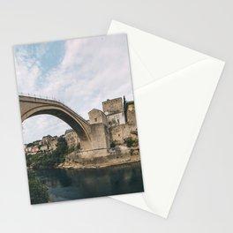 Mostar, Bosnia and Herzegovina Stationery Cards