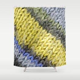Knitting_20140804_by_JAMFoto Shower Curtain