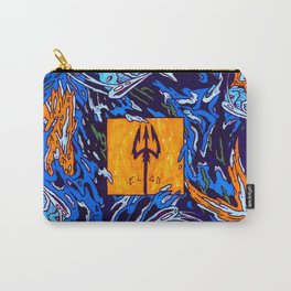 Turn the Sea Carry-All Pouch