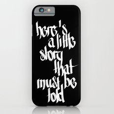 here's a little story that must be told - two iPhone 6s Slim Case