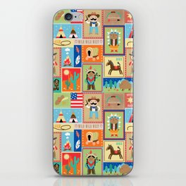 Wild West iPhone Skin