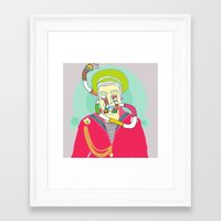 army Framed Art Prints featuring army by mark pieterson