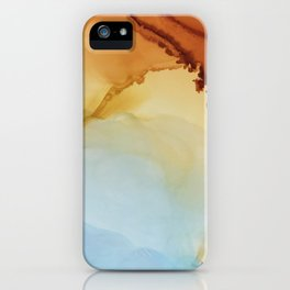 aesthetic journey iPhone Case