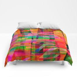 striking evidence 7 Comforters