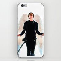 blink 182 iPhone & iPod Skins featuring PKT (Painkiller Tom) - Blink 182/Angels and Airwaves: Tom Delonge by amy.