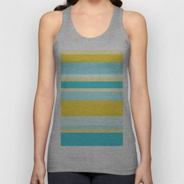 Summer Stripes I Unisex Tank Top