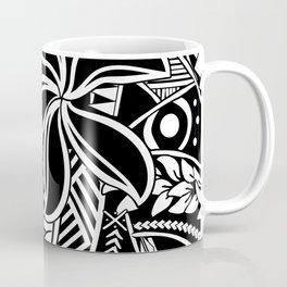 Tribal Tiare Coffee Mug