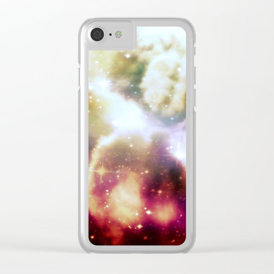 And stars are born Clear iPhone Case