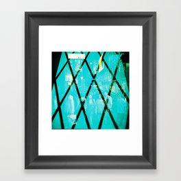 Layers (3) Framed Art Print