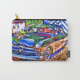 American classic car 11 Carry-All Pouch