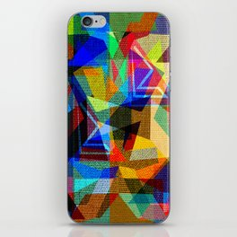 Energy design iPhone Skin