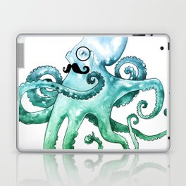 Dapper Octopus Laptop & iPad Skin