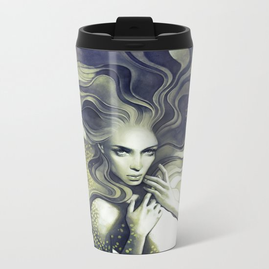 Mine Metal Travel Mug