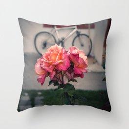 Flowers of El Calafate Throw Pillow