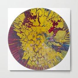 Auricular Vinyl #5 Metal Print