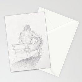 Figure Study (2) Stationery Cards