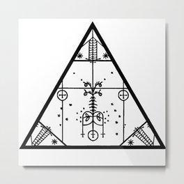 veve Metal Print
