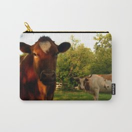 Dad's Cows Carry-All Pouch