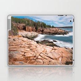 Acadia National Park - Thunder Hole Laptop & iPad Skin