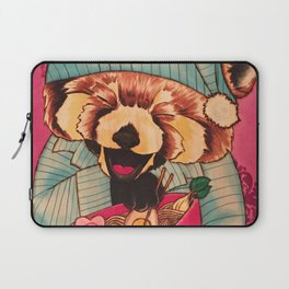 Takayuki & His Midnight Snack Laptop Sleeve