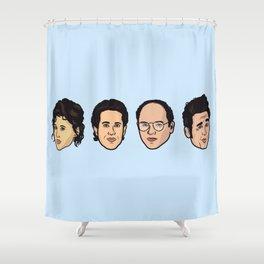 Seinfeld Shower Curtain