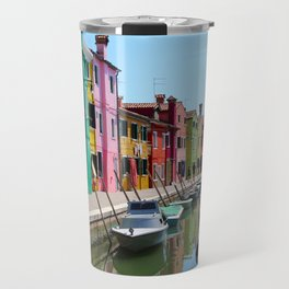 Burano summer Travel Mug