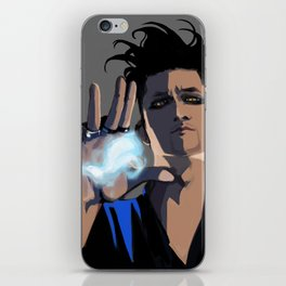 Powerful Warlock iPhone Skin