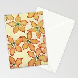 Maxi Frangipani Stationery Cards