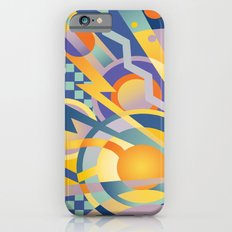 Graphic Abstraction iPhone 6s Slim Case
