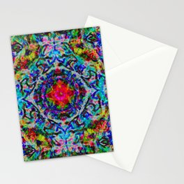 Diddling With The Multiverse Has Consequences Stationery Cards