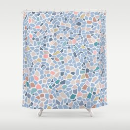 Terrazzo AFE_T2019_S8_8 Shower Curtain