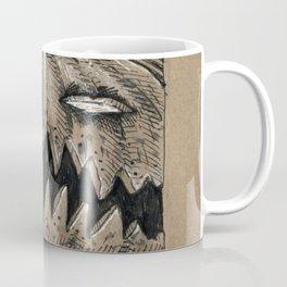 Pumpkin (Drawlloween 1/31) Coffee Mug