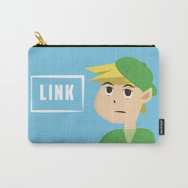 Link (as a teenager) Carry-All Pouch