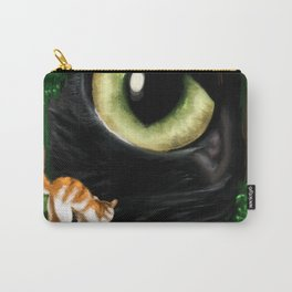 Giant Cat Carry-All Pouch