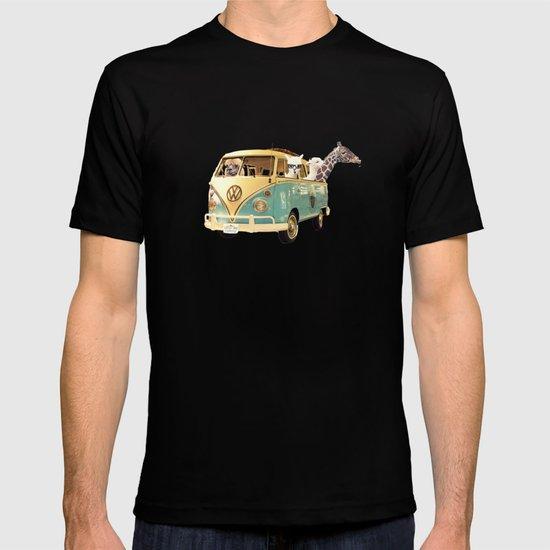 NEVER STOP EXPLORING THE BEACH T-shirt