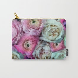 Romantic flowers I Carry-All Pouch