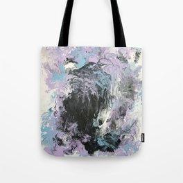 Ominous Cave Tote Bag