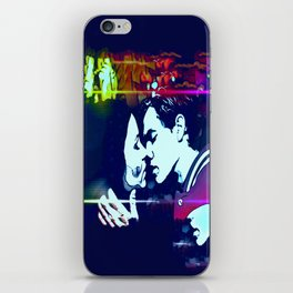 The Kiss of Death iPhone Skin