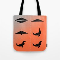 seal Tote Bags featuring SEAL by ARCHIGRAF