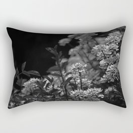 Edelweiss by Moonlight Rectangular Pillow