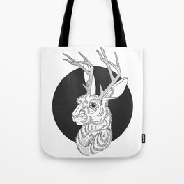 The Jackelope Tote Bag