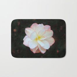 "Begonia ""Unbelievable Miss Montreal"" Bath Mat"