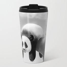 Hang In There, Panda! Travel Mug