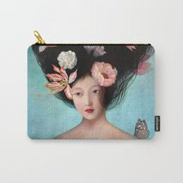 The Botanist's Daughter Carry-All Pouch