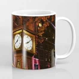 Gastown at Night Coffee Mug