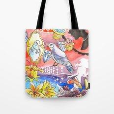 Vanity Dream Tote Bag