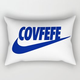 Covfefe [BLUE] Rectangular Pillow