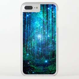 magical path Clear iPhone Case