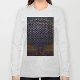 Tree Town Etude Night Long Sleeve T-shirt
