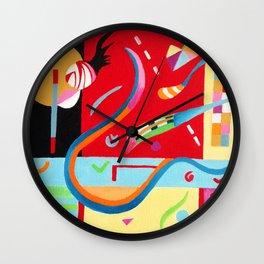 Sol Wall Clock